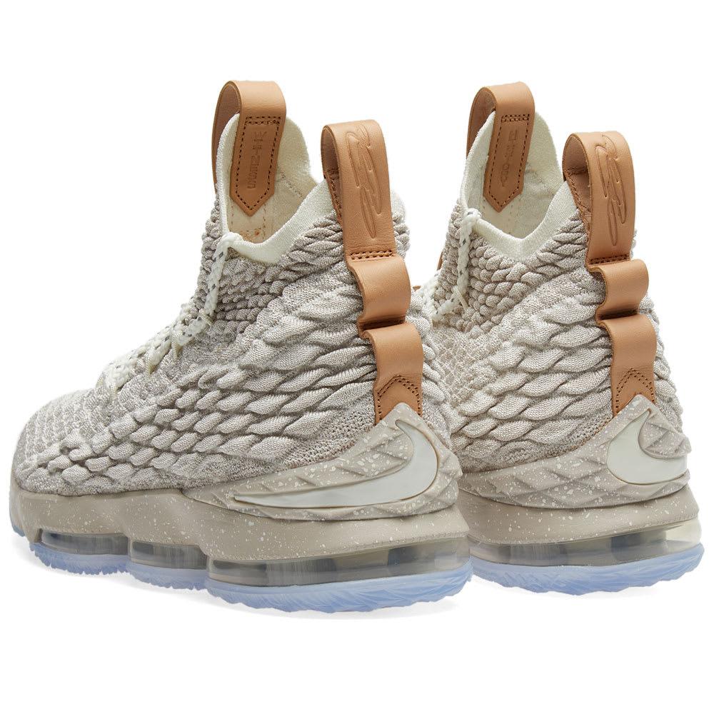 cf37856d25677 Nike Lebron XV Ghost String
