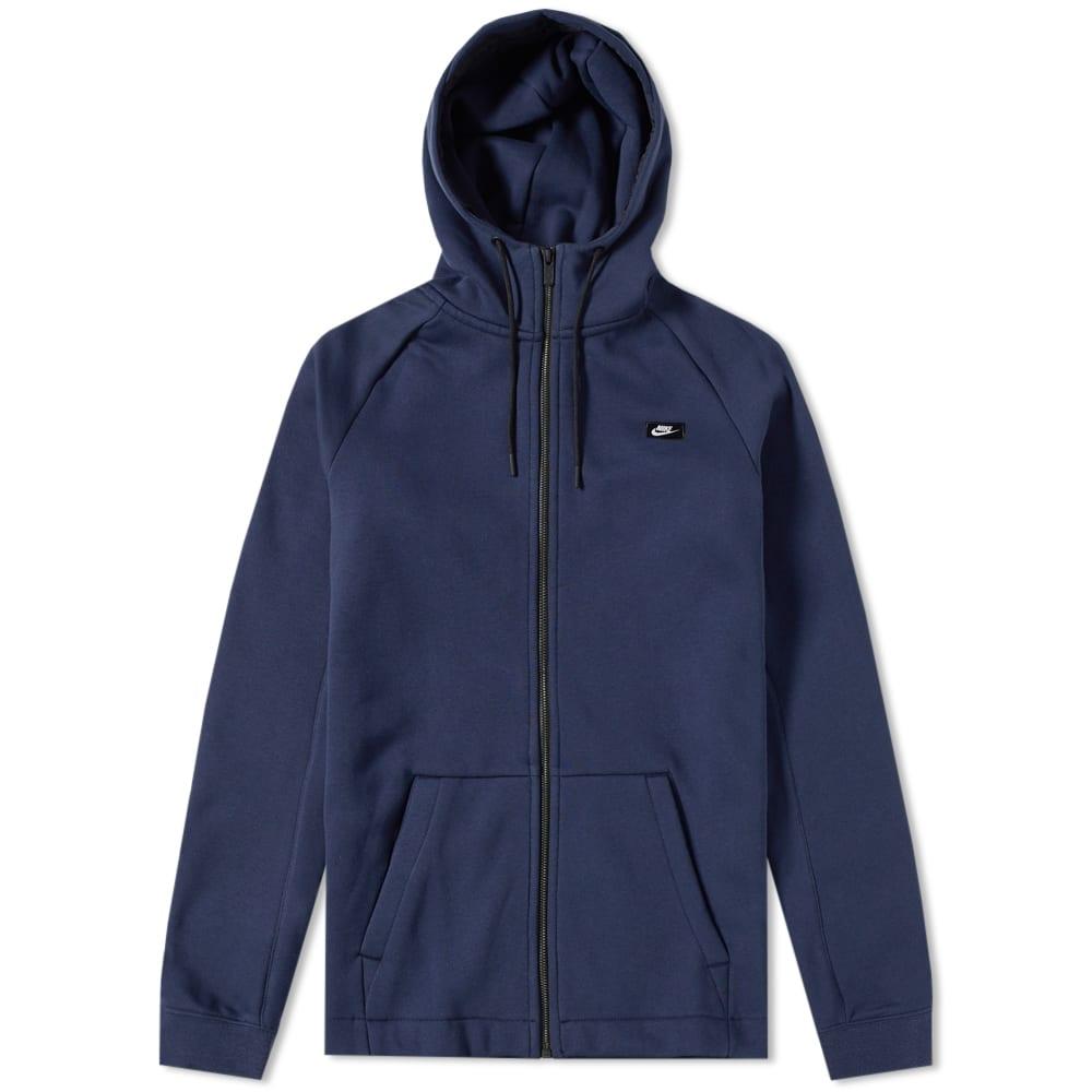 nike modern hoodie schwarz