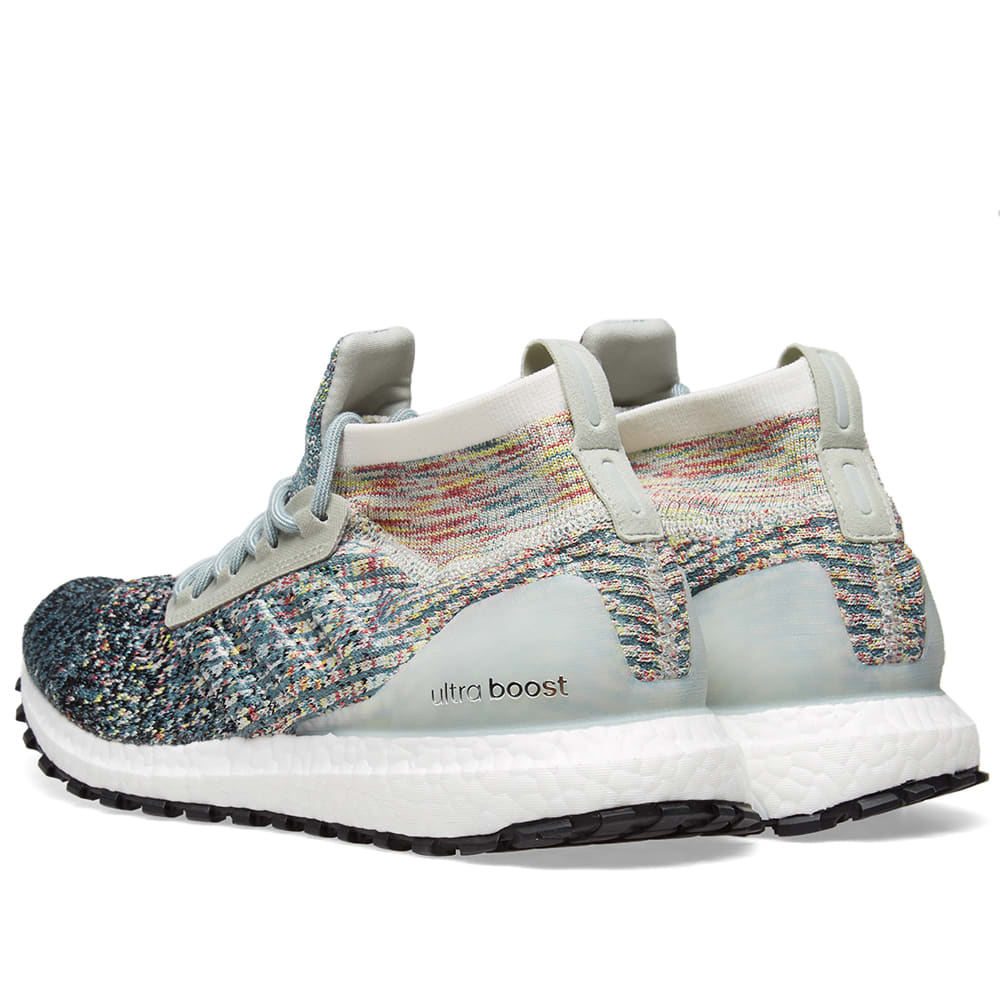 7275361750911 Adidas Ultra Boost All Terrain Ash Silver