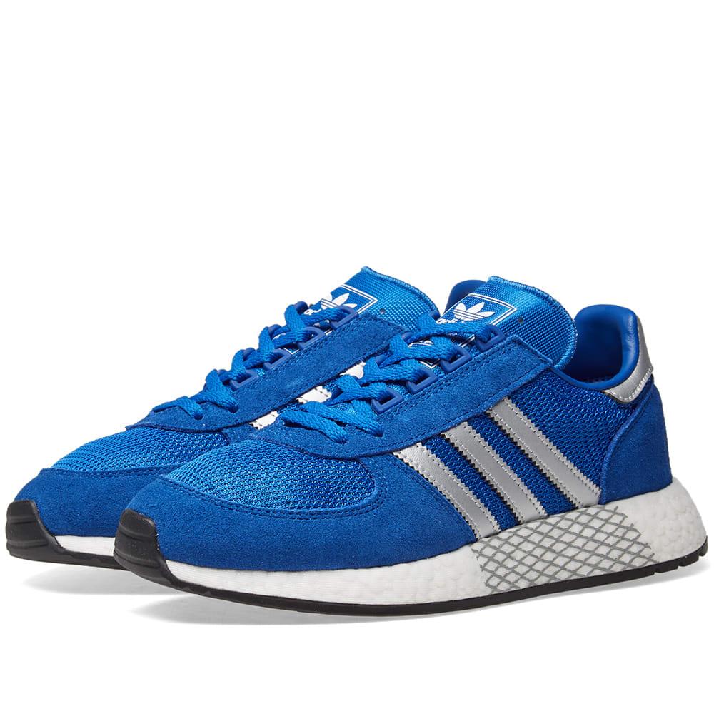 Adidas MARATHONx5923 Blue \u0026 Metallic