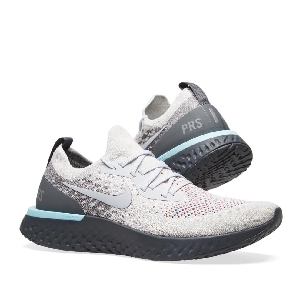 a8518e79a3d85 Nike Epic React Flyknit  Paris . Cream