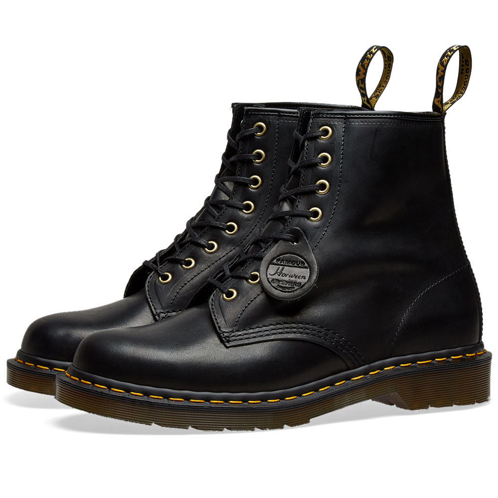 Dr. Martens X Horween 1460 Boot   Made In England by Dr Martens