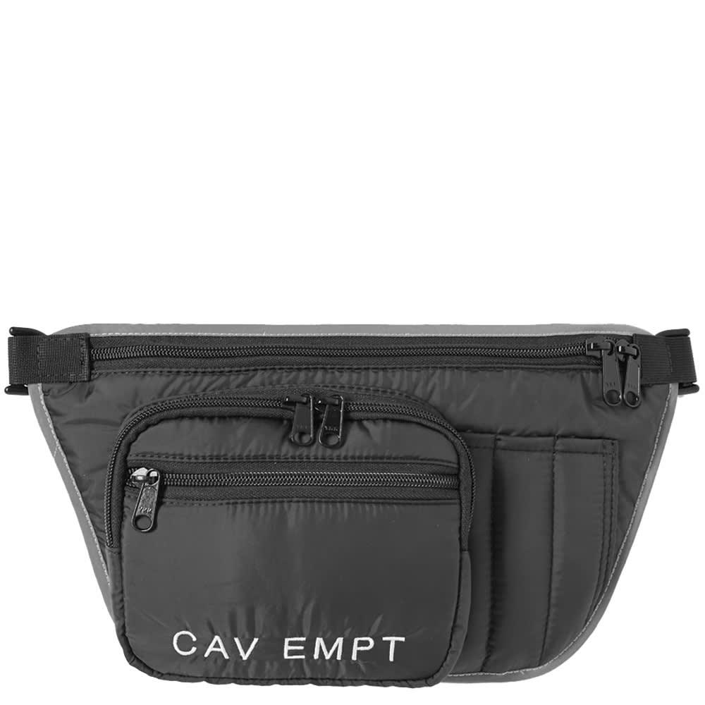df73d7efcea Cav Empt Puffer Waist Pack Black
