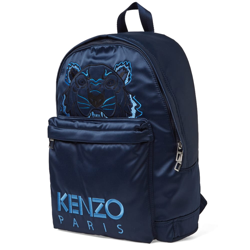 b20d58f7a9 Kenzo Tiger Backpack Blue | END.