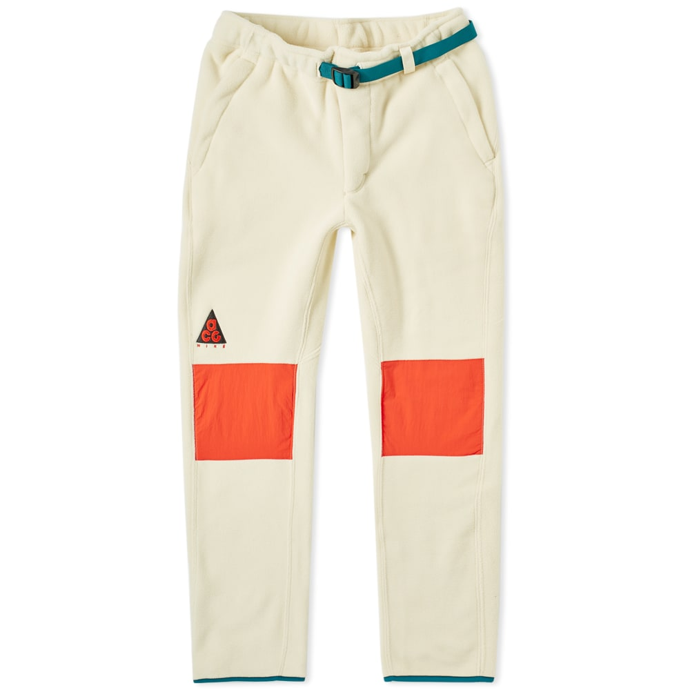 bb920678cde99d Nike ACG Sherpa Fleece Pant Light Cream