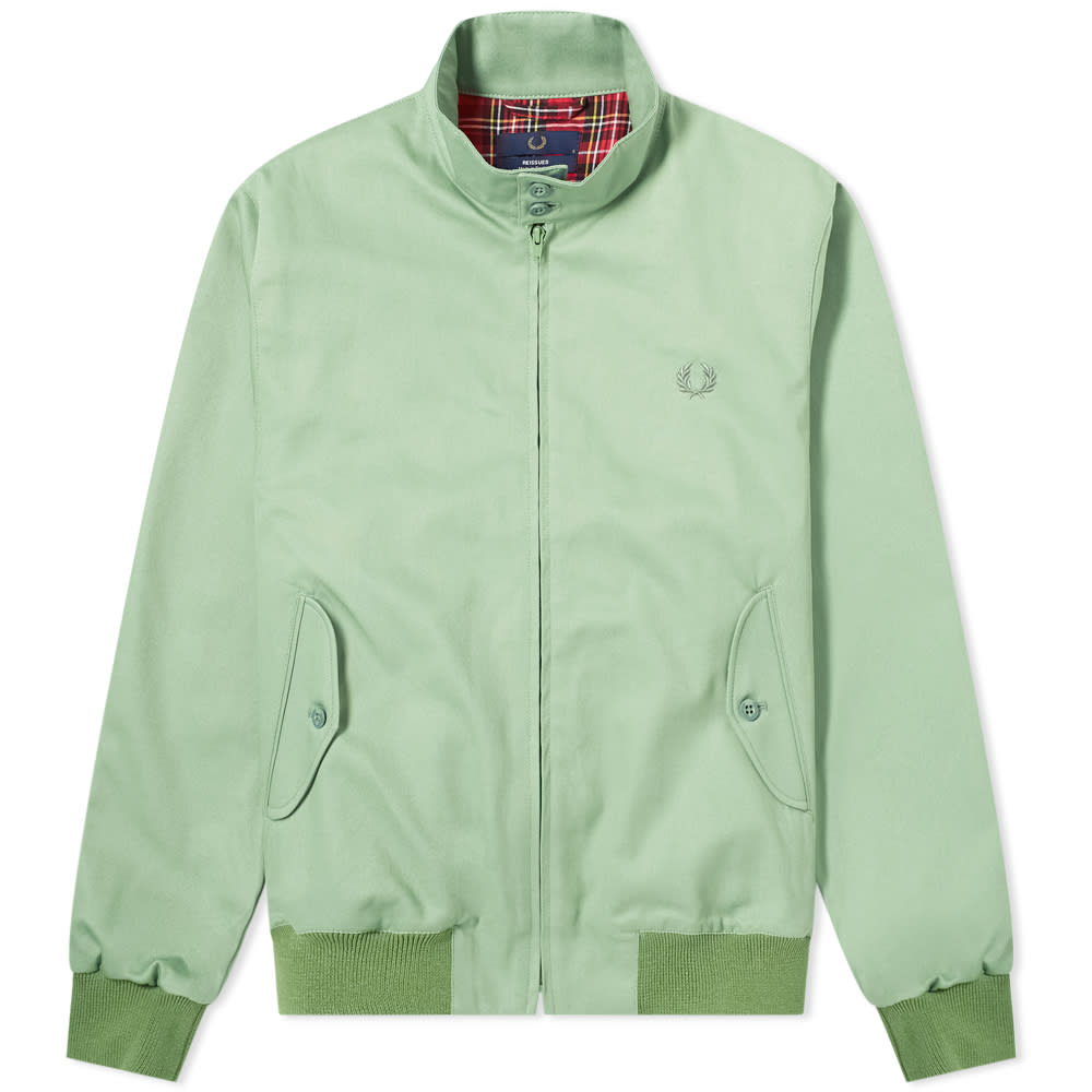 Fred Perry Jackets Fred Perry Reissues Made in England Harrington Jacket
