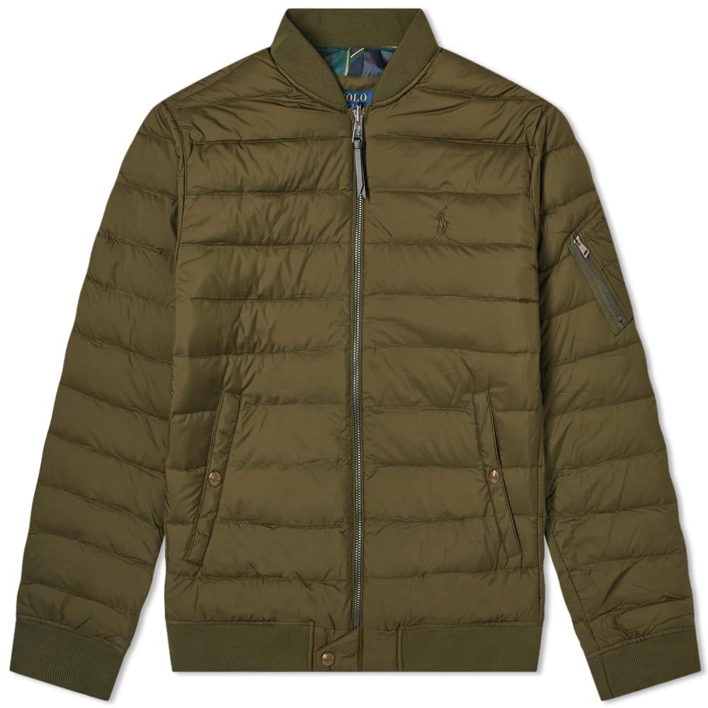 Polo Ralph Lauren Jackets Polo Ralph Lauren Down Filled Bomber Jacket