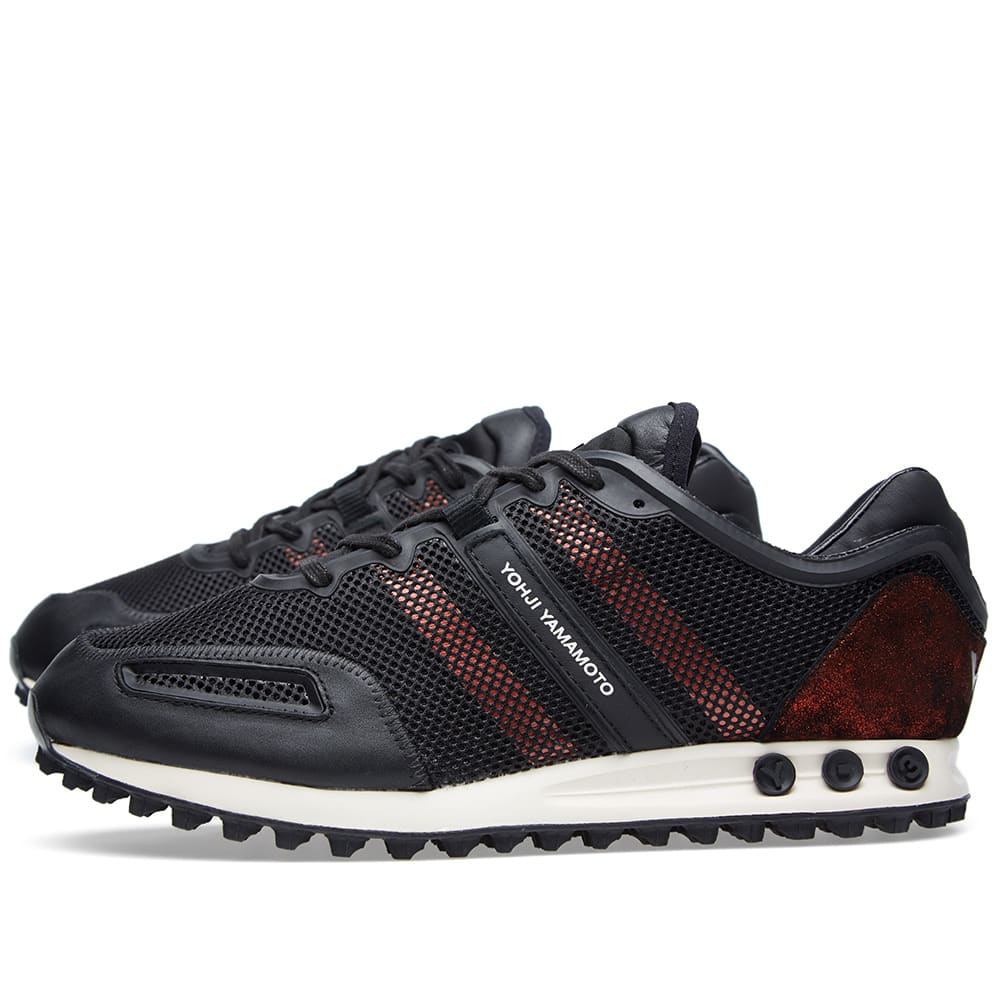b4328c3e8 Y-3 Tokio Trainer Black   Red