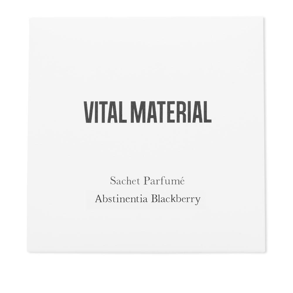 VITAL MATERIAL Vital Material Abstinentia Blackberry Soy Wax Sachet