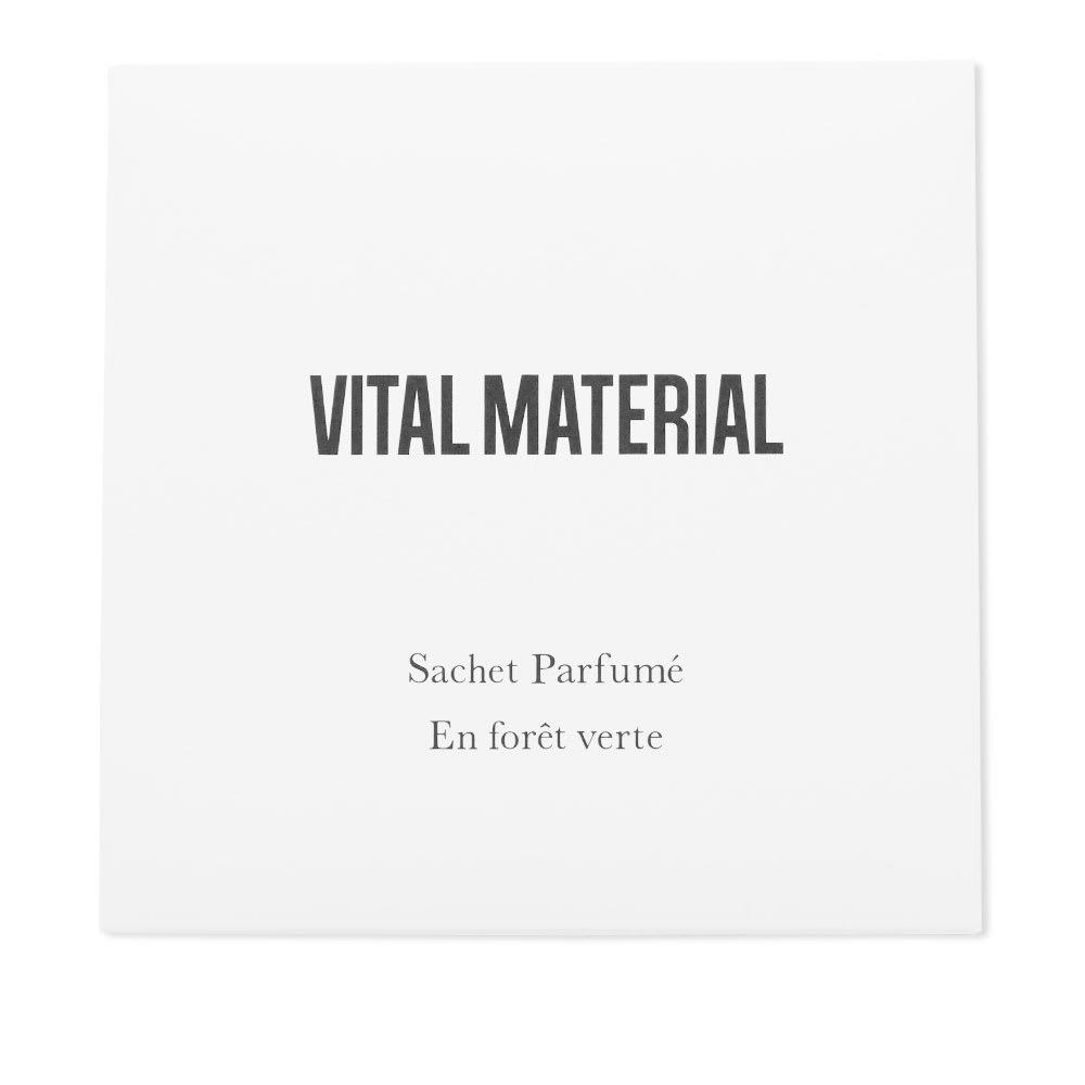 VITAL MATERIAL Vital Material En Foret Verte Soy Wax Sachet