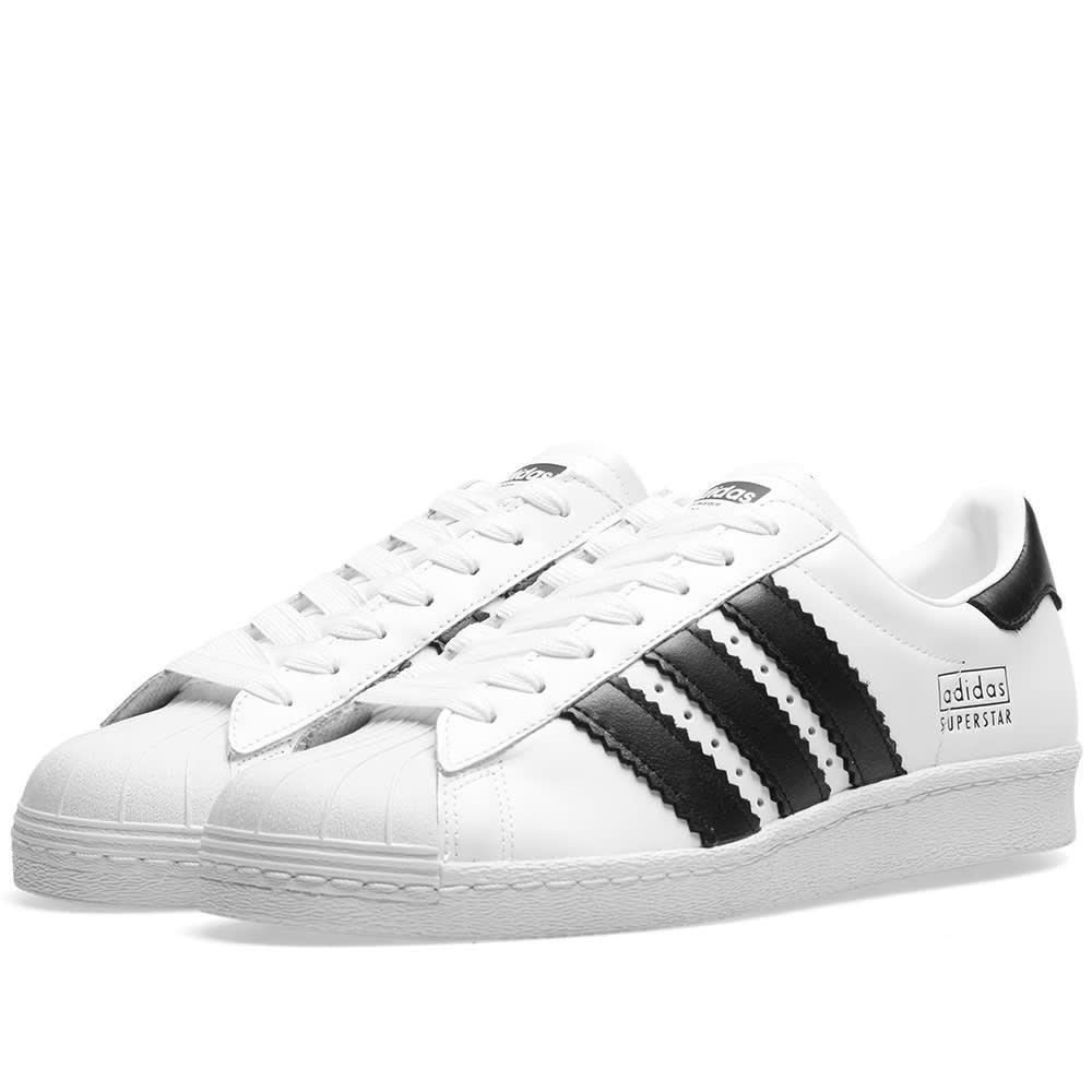 finest selection 79107 346dd Adidas Superstar 80s