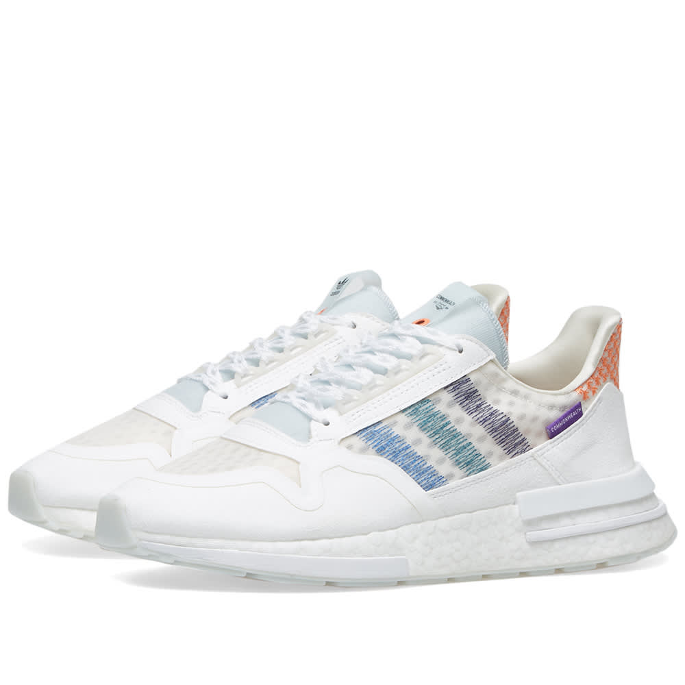 Adidas x Commonwealth ZX 500 RM