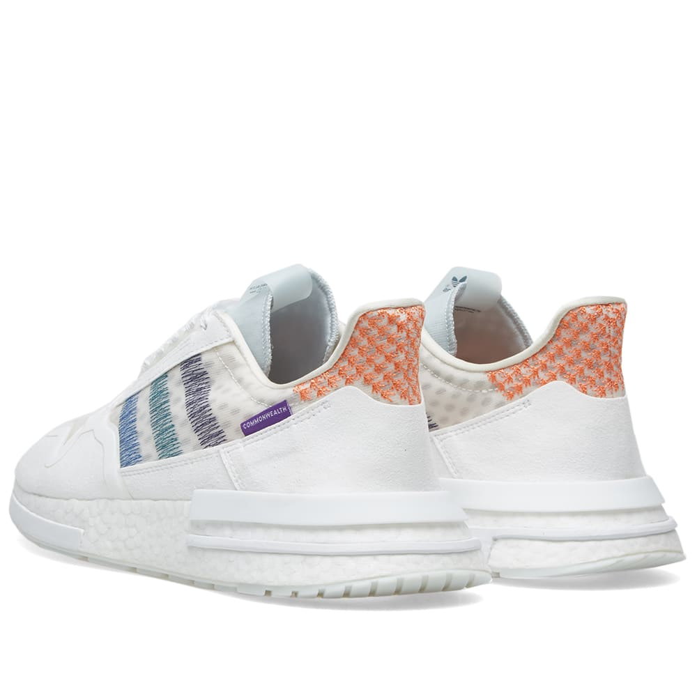a9bcae9878400 Adidas x Commonwealth ZX 500 RM Orchard Tint