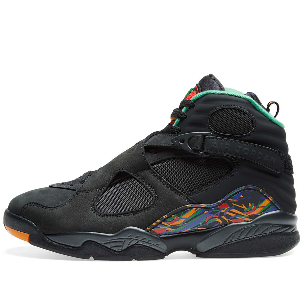 8d7b64cf89a5d3 Air Jordan 8 Retro  MJ X Tinker  Black