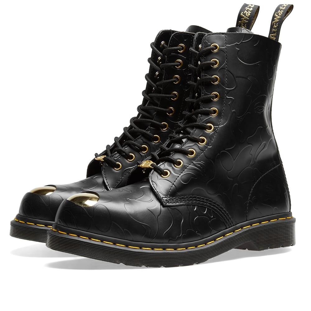 e8ce9024a Dr. Martens x Bape 1490 Boot