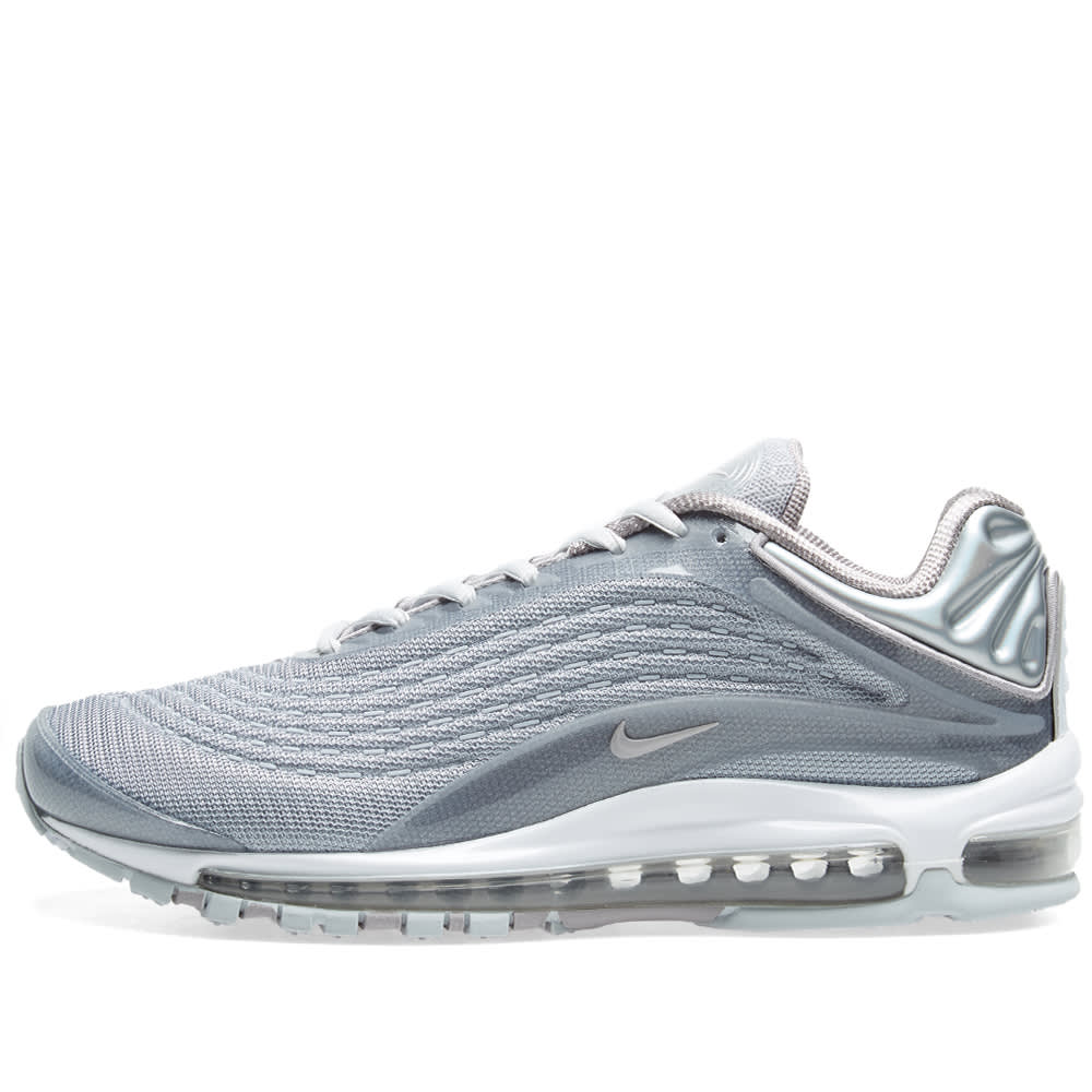 online retailer 33a5f e3ab7 Nike Air Max Deluxe Grey   Pure Platinum   END.