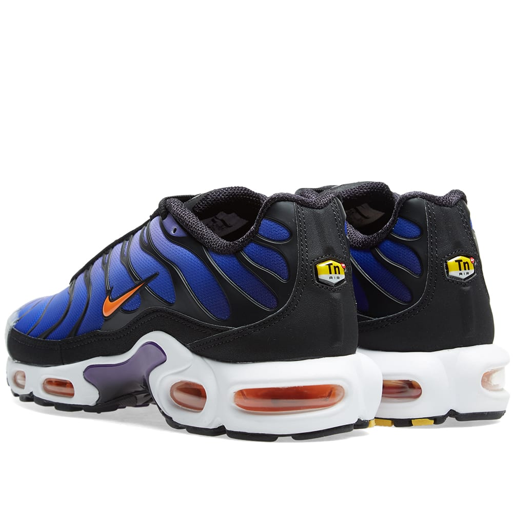 Nike Air Max Plus OG Black, Orange & Purple | END.