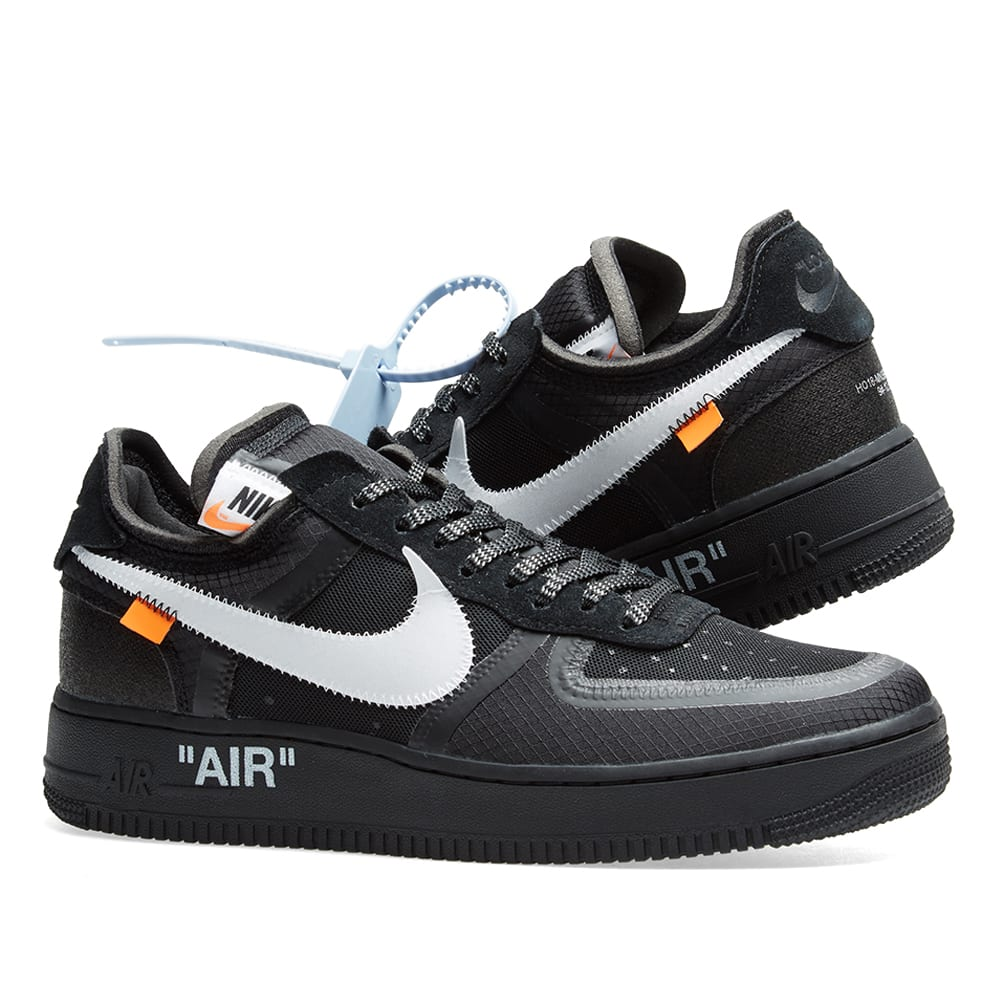 The Ten : Nike Air Force 1 Low x Virgil Abloh