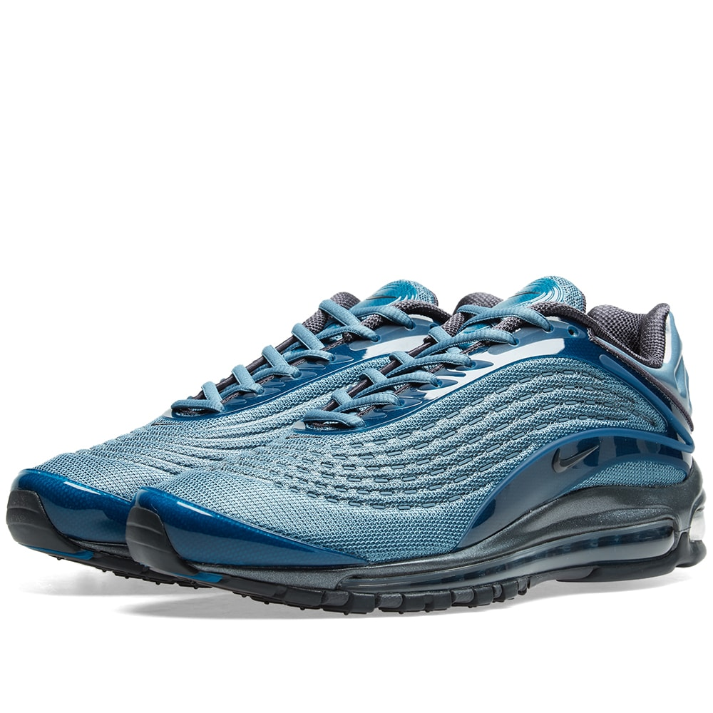 the best attitude 9d52f e7ce4 Nike Air Max Deluxe Teal, Anthracite   Green   END.