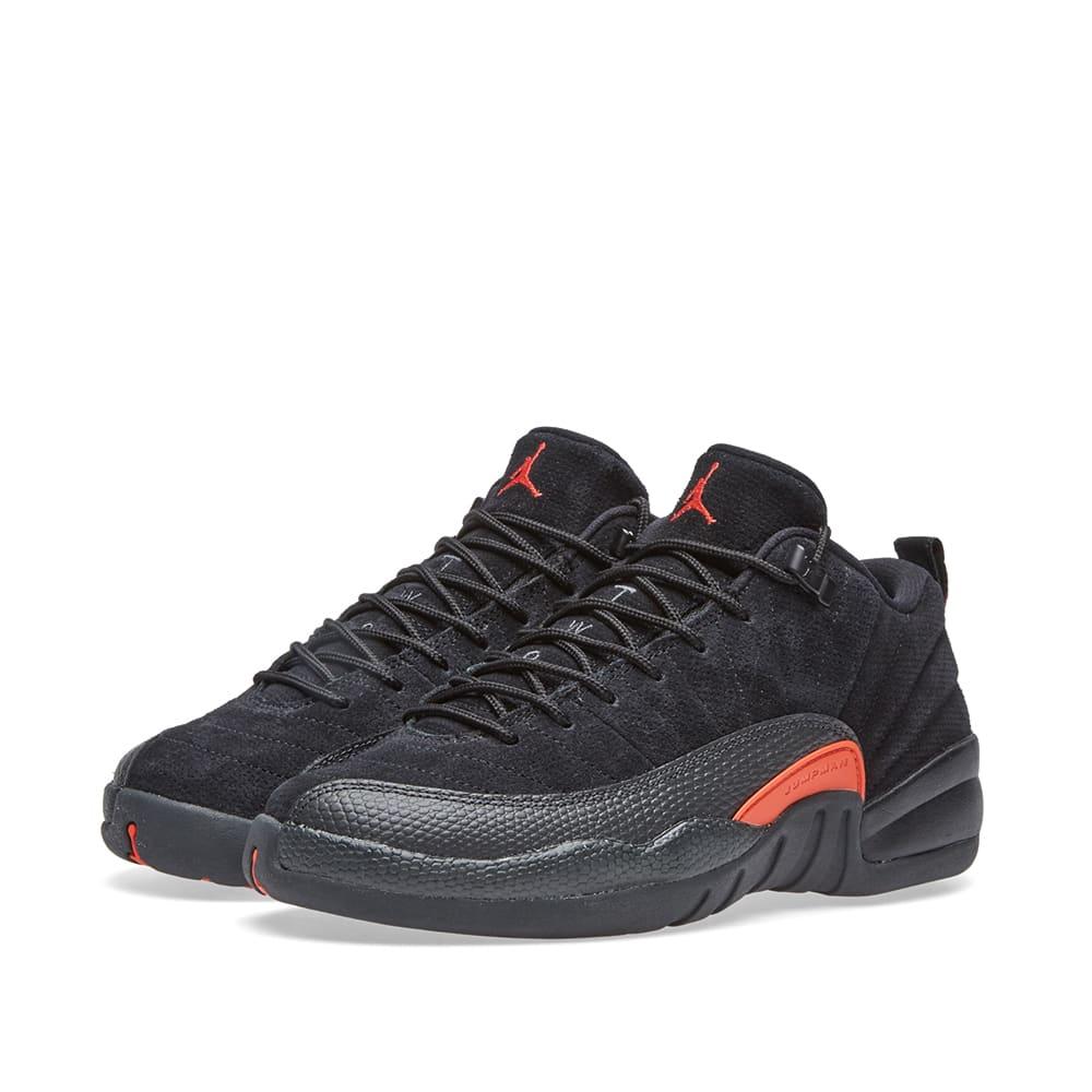 detailed look b2fc9 ac3b0 Nike Air Jordan 12 Retro Low BG
