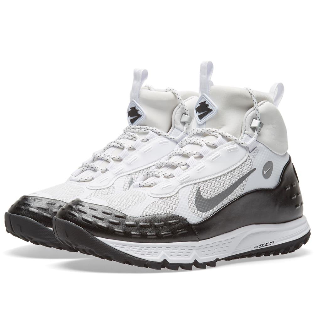 Nike Air Zoom Sertig '16 White, Silver
