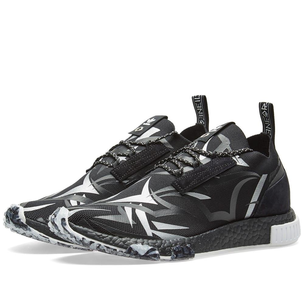 timeless design 8b625 08b53 Adidas Consortium x Juice NMD Racer