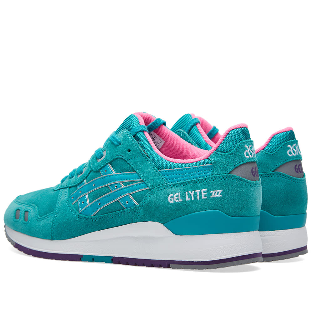 competitive price 0563e 47ec1 Asics Gel Lyte III 'All Weather'
