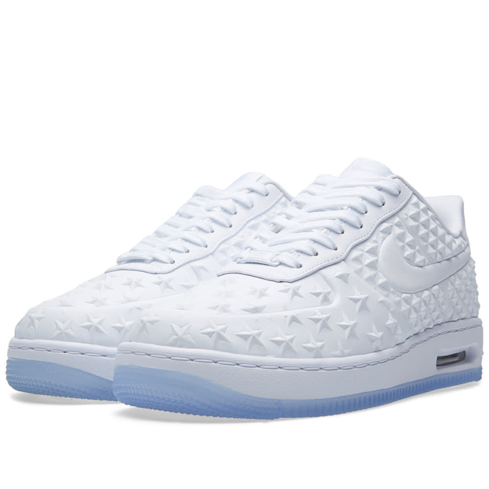 photos officielles 4c8fa 34408 Nike Air Force 1 Elite 'All Star'