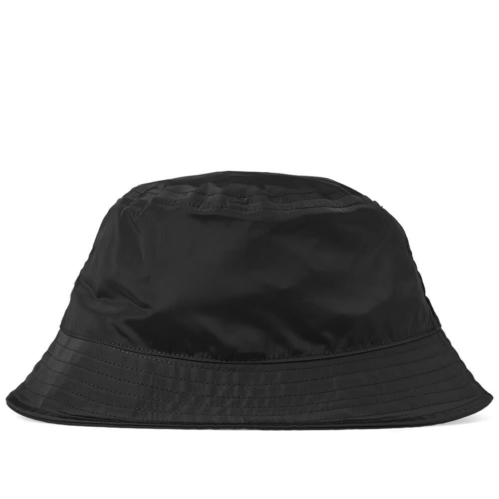 231cd20b8e3 Champion x Beams Packable Bucket Hat Black