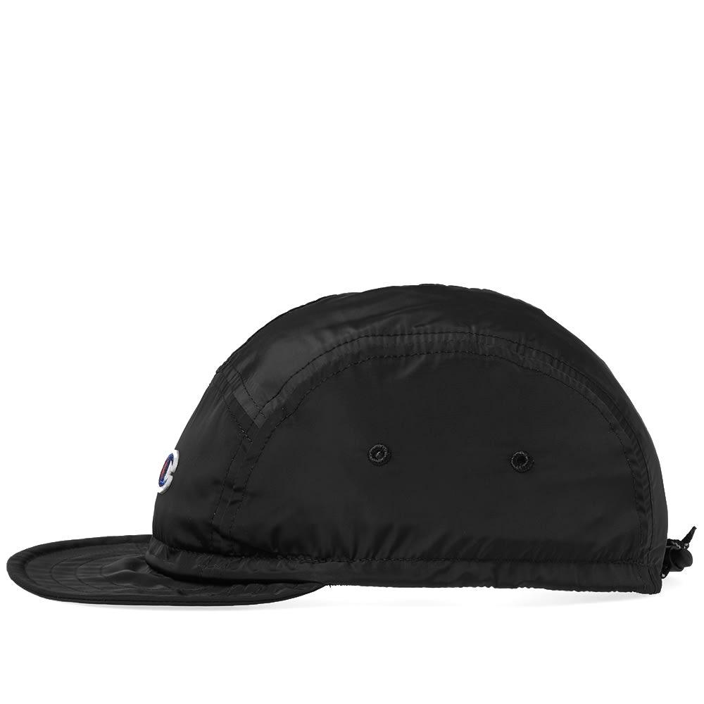 632fccfcde3 Champion x Beams Packable Cap Black