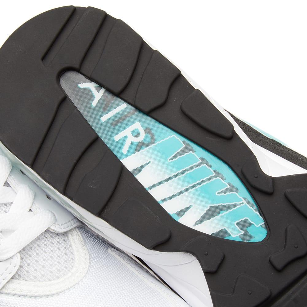 purchase cheap 4b7ff c5894 Nike Air Max 93 W White, Turquoise & Black | END.
