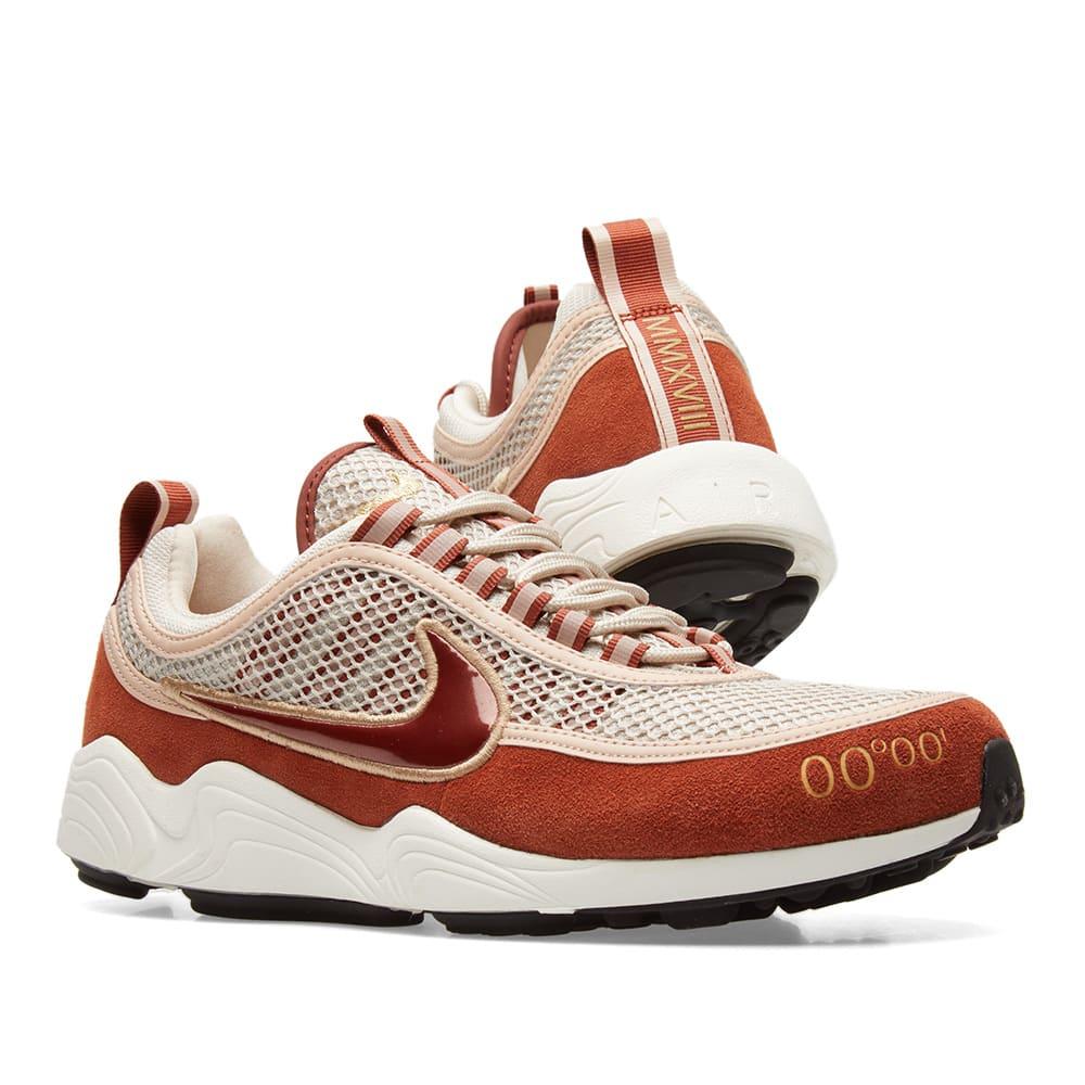 03a7f7c74e78 Nike Air Zoom Spiridon UK GMT Sand   Mars Stone
