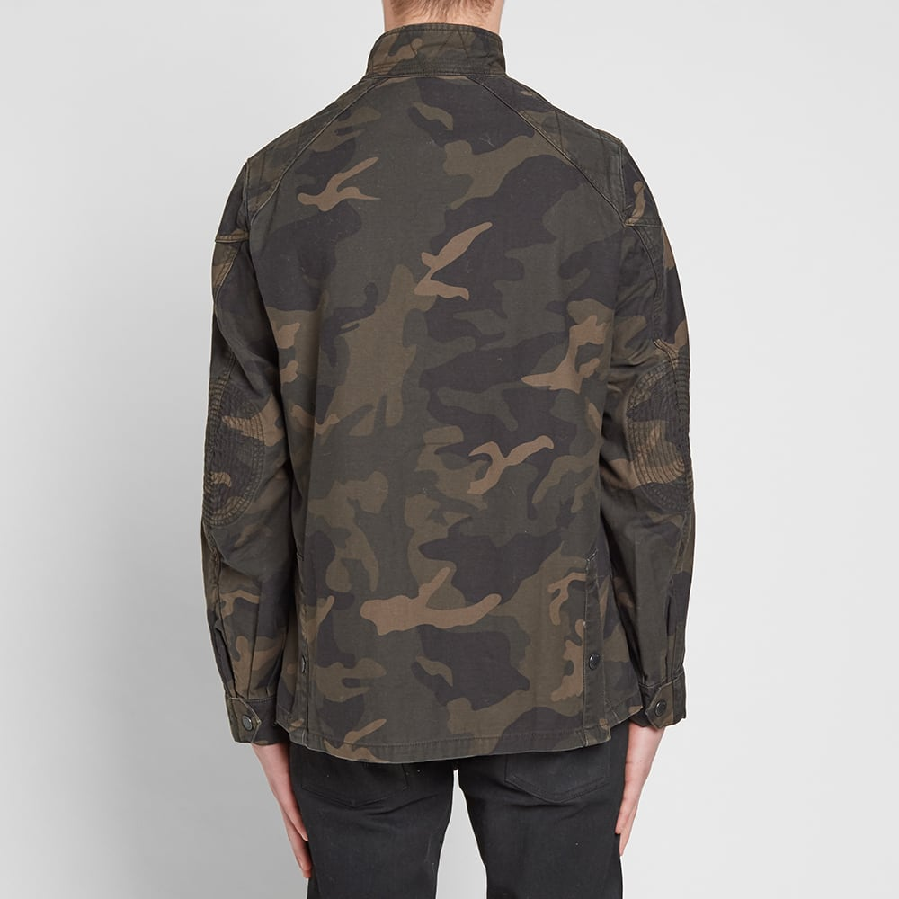 f6e4c49ec5be1 Barbour International Washed Camo Jacket Camo | END.
