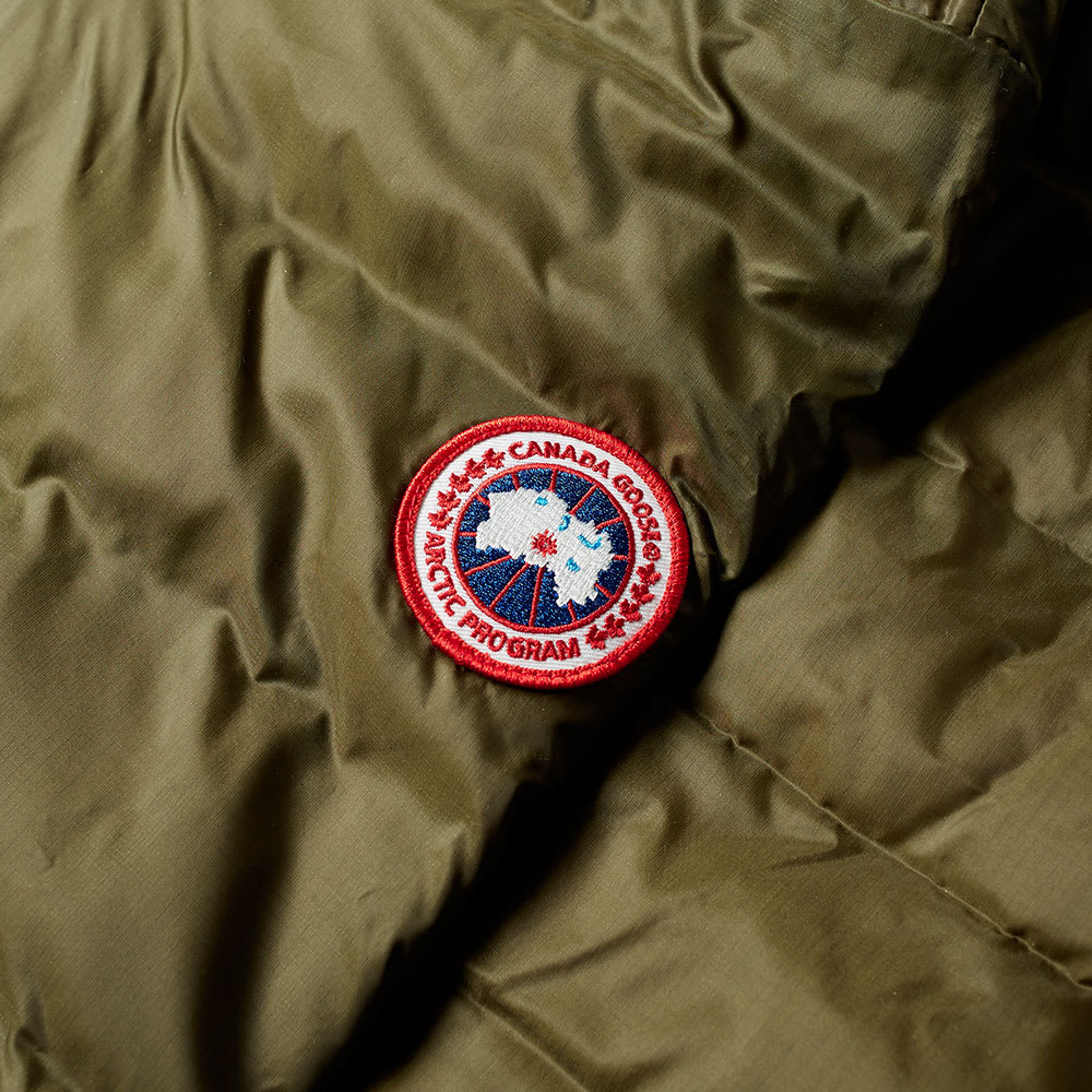 Canada Goose Lodge Jacket Military Green Amp Slate End