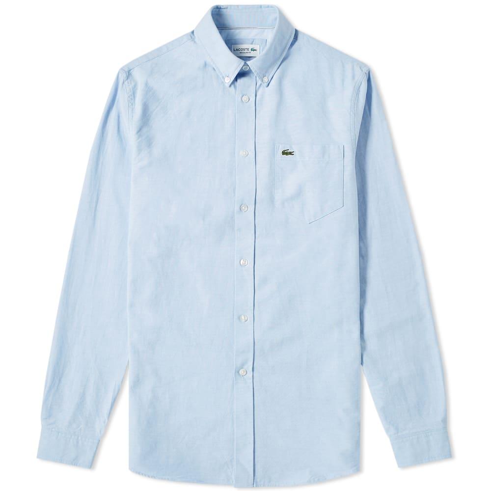f8ae148d Lacoste Button Down Oxford Shirt