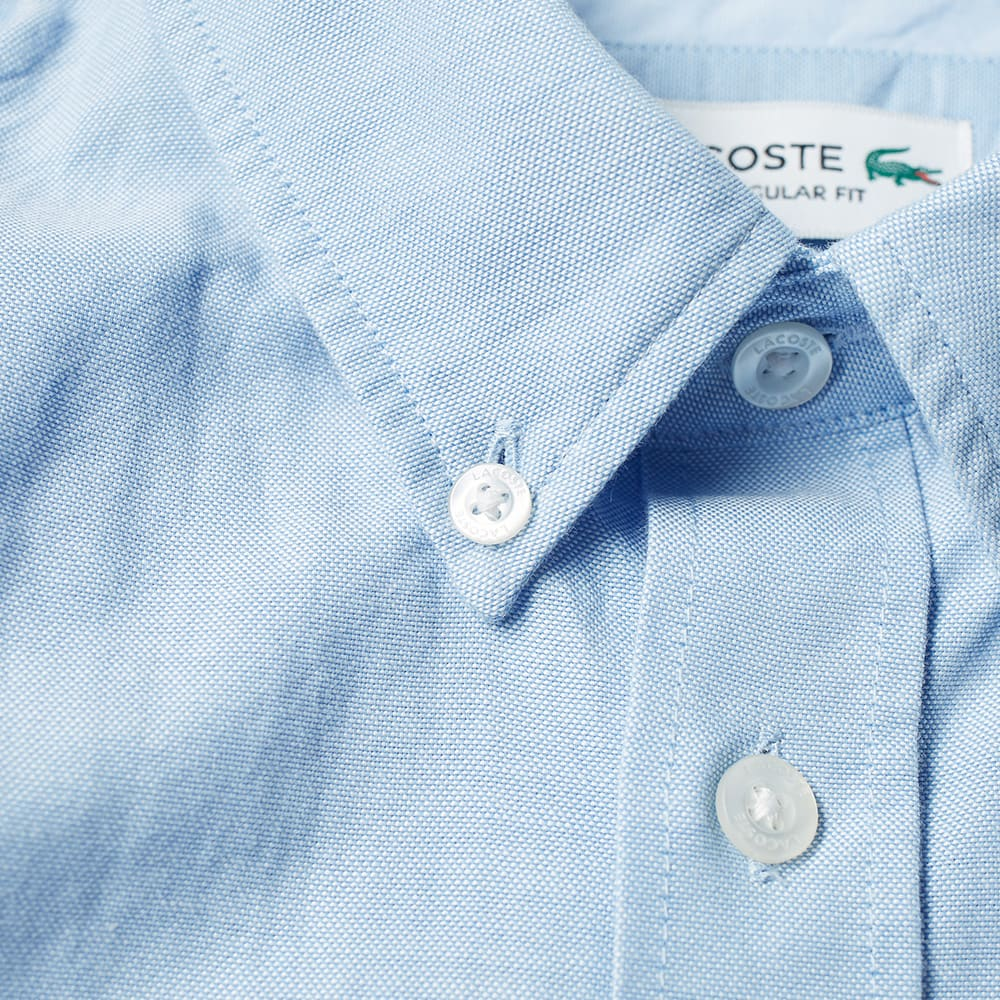 37397cc4 Lacoste Button Down Oxford Shirt