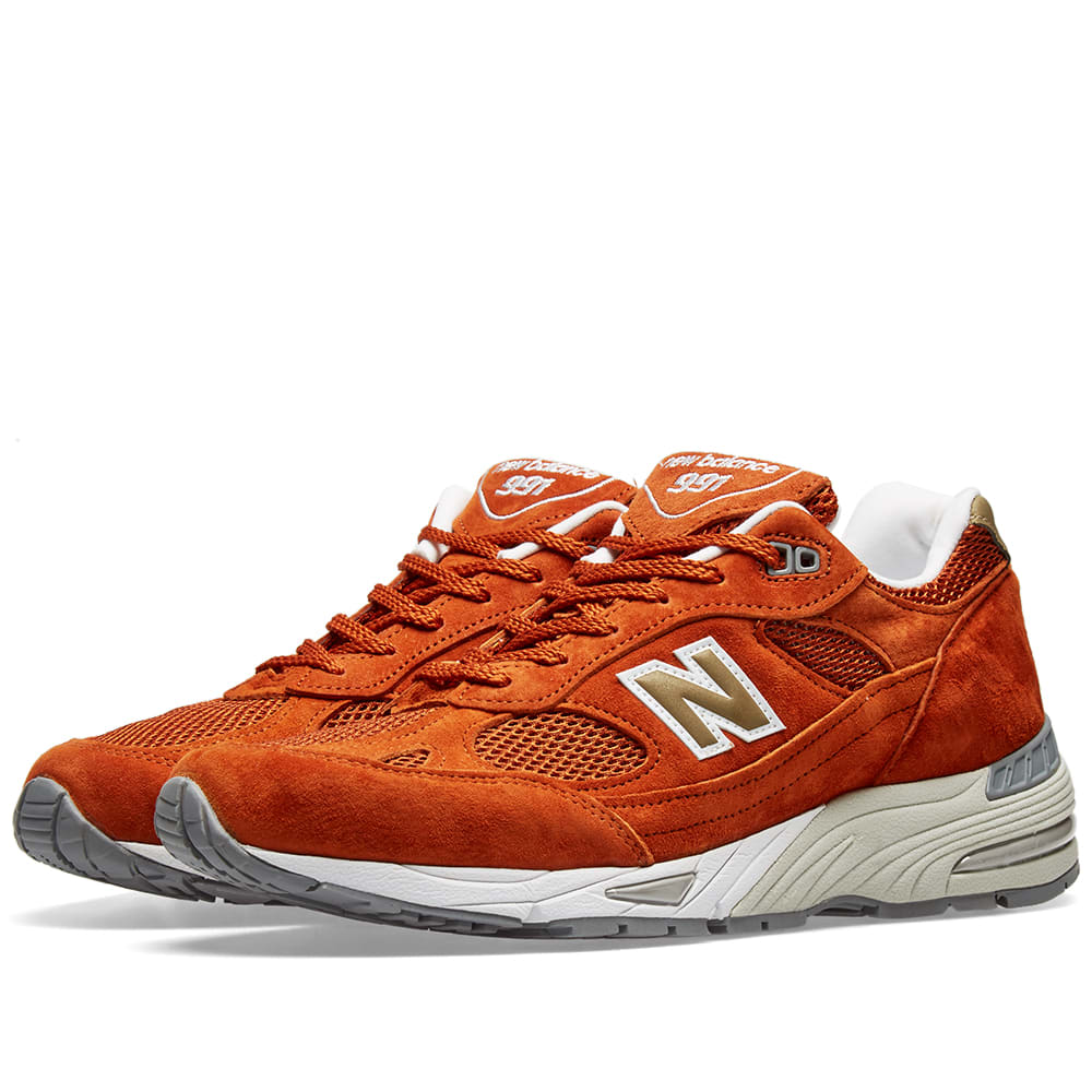 info for 07716 b0562 New Balance M991SE  Eastern Spices Pack  - Made in England Ginger   White    END.