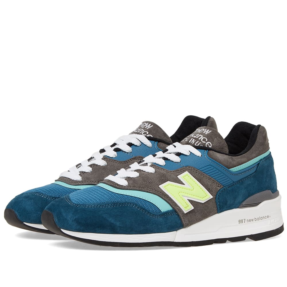 innovative design 67428 2c28f New Balance M997PAC - Made in USA