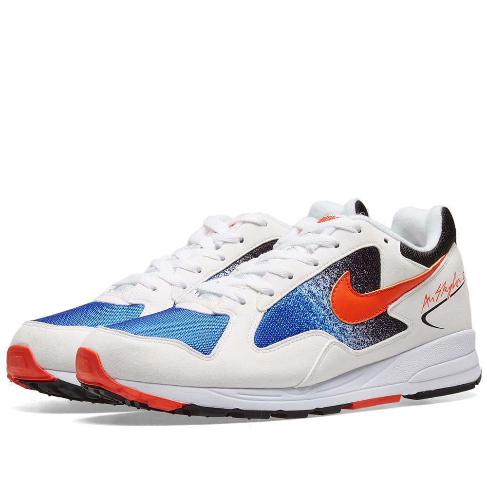 Nike Air Skylon II White, Orange
