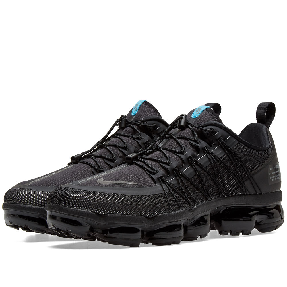 new concept 2508f 09312 Nike Air Vapormax Run Utility Black, Grey   Blue   END.