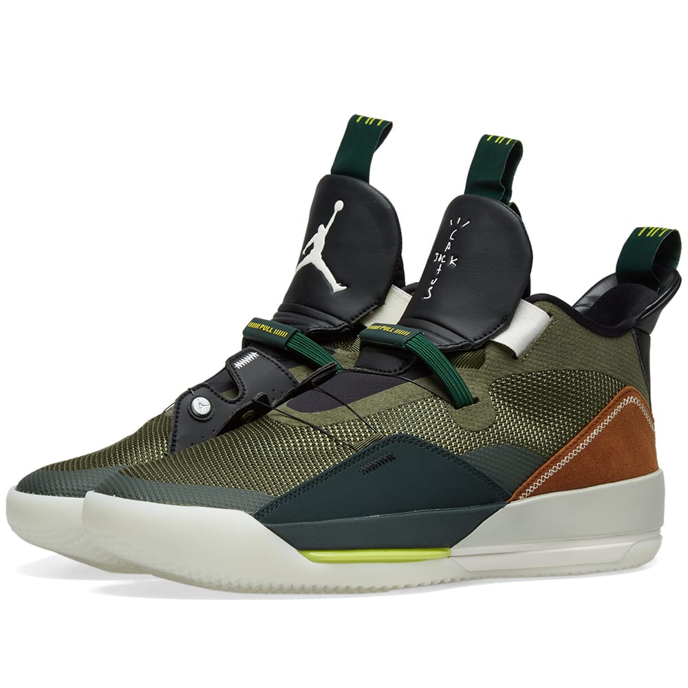 official photos 5fef5 7713a Travis Scott x Air Jordan XXXIII