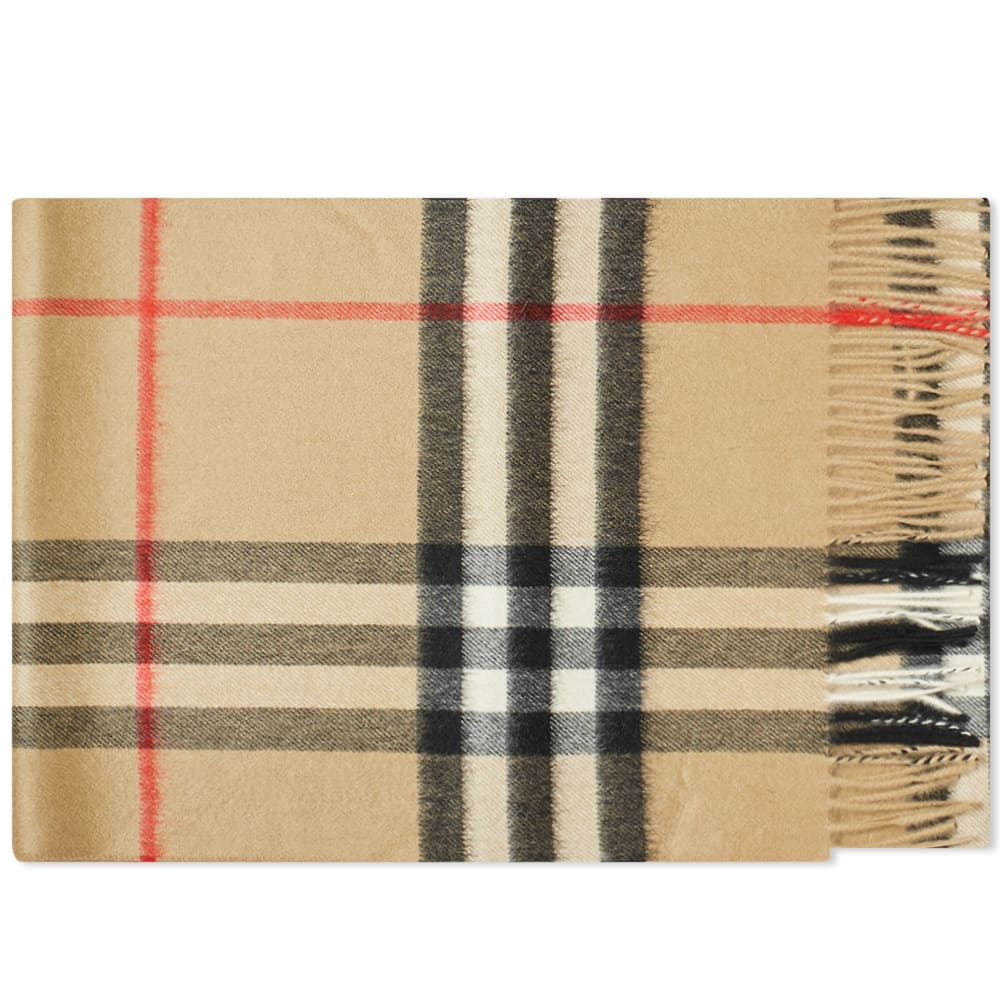 burberry scarf discount