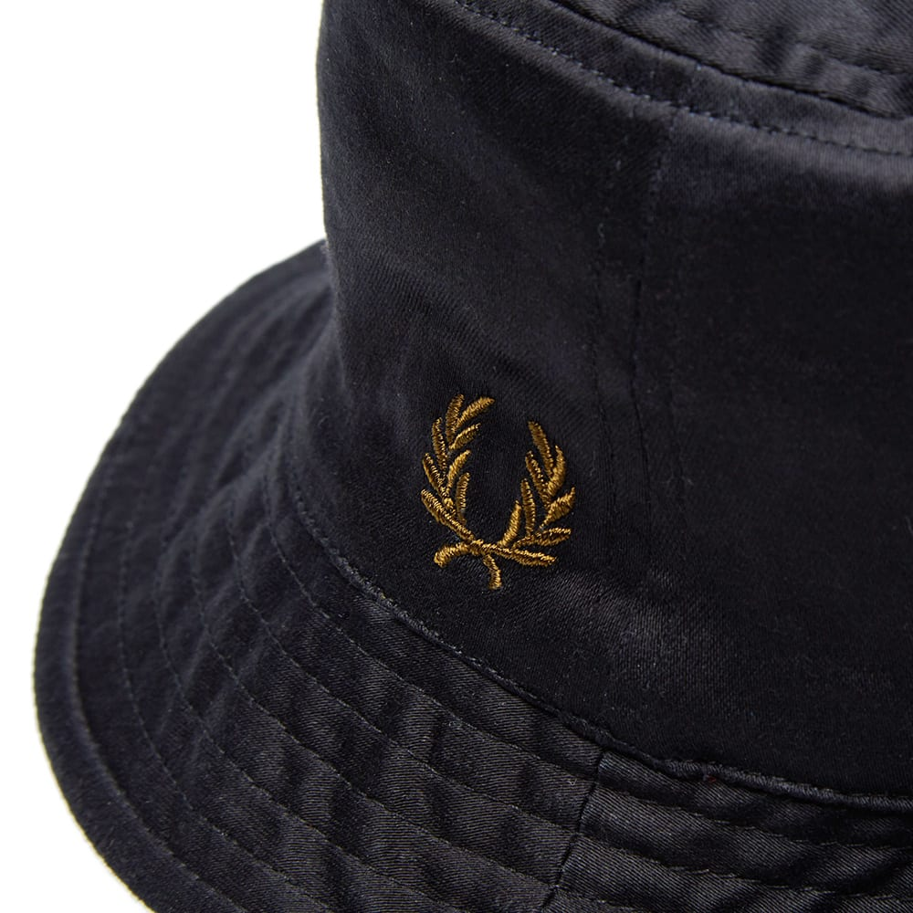 cd4f3ddfc Fred Perry Reversible Bucket Hat