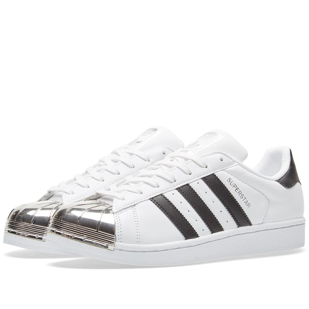 Adidas Women's Superstar Metal Toe W