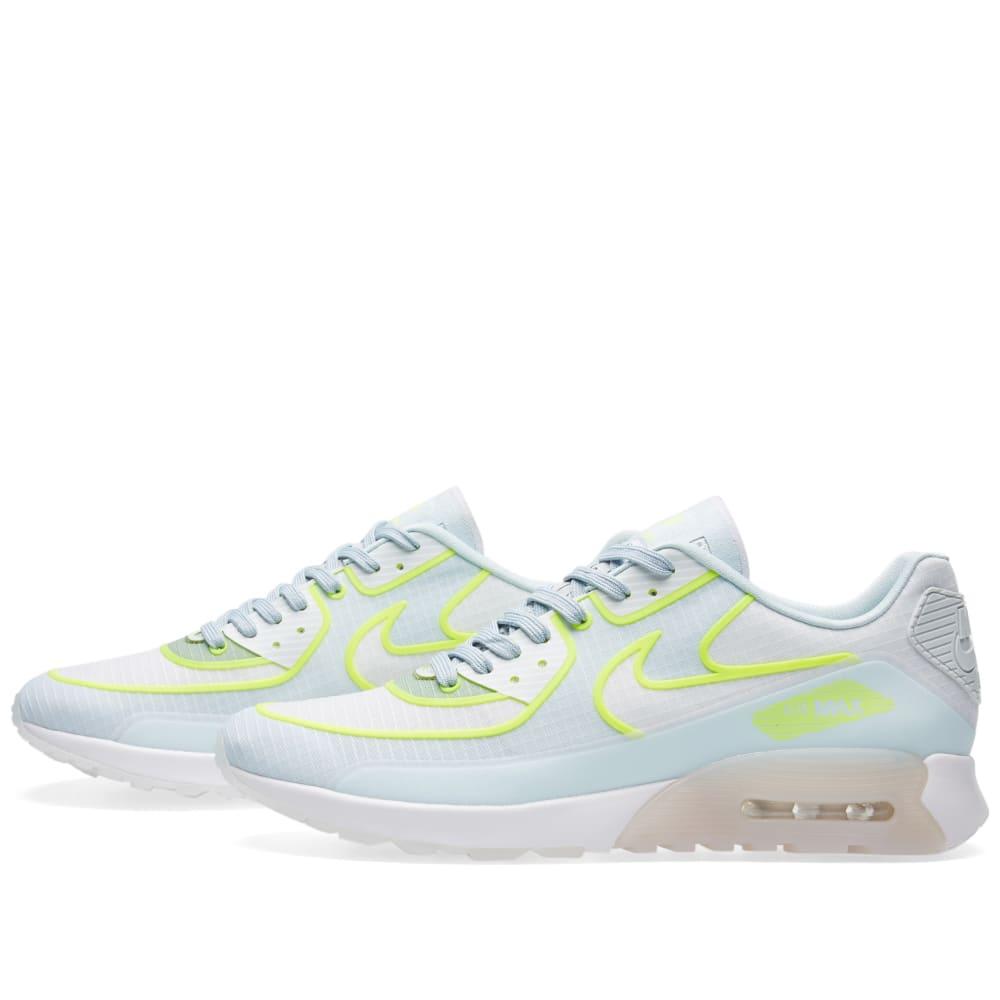 half off 60a43 26768 Nike W Air Max 90 Ultra 2.0 SI White   Glacier Blue   END.