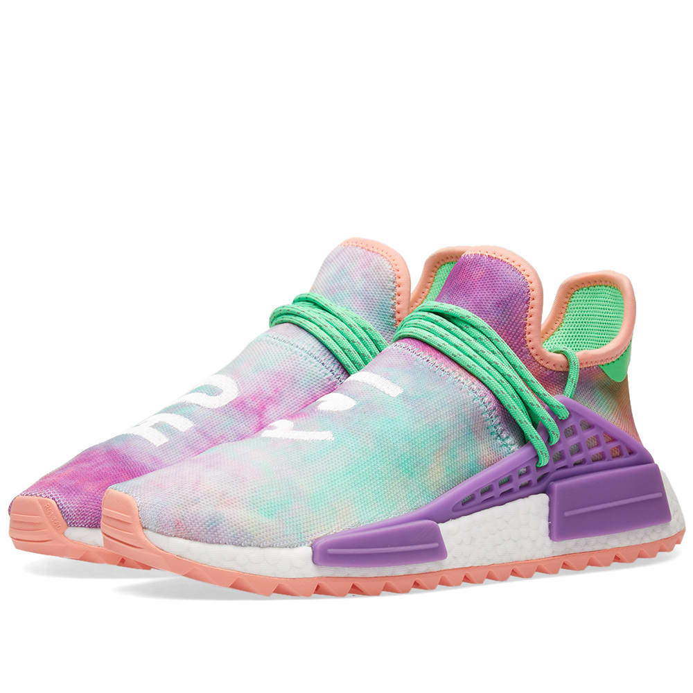San Francisco 970ce 412c7 Adidas x Pharrell Williams HU NMD 'Holi Powder Dye'