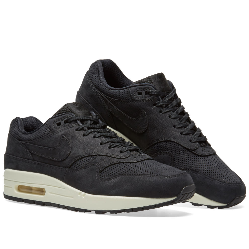 the latest da516 3ab0e Nike W Air Max 1 Pinnacle Black   Sail   END.