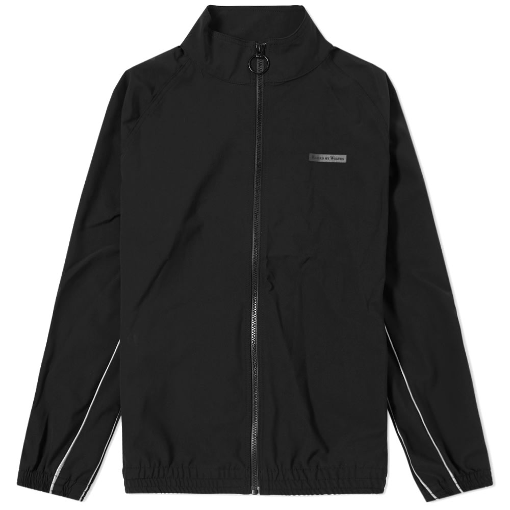 RAISED BY WOLVES SCHOELLER TECH TRACK JACKET
