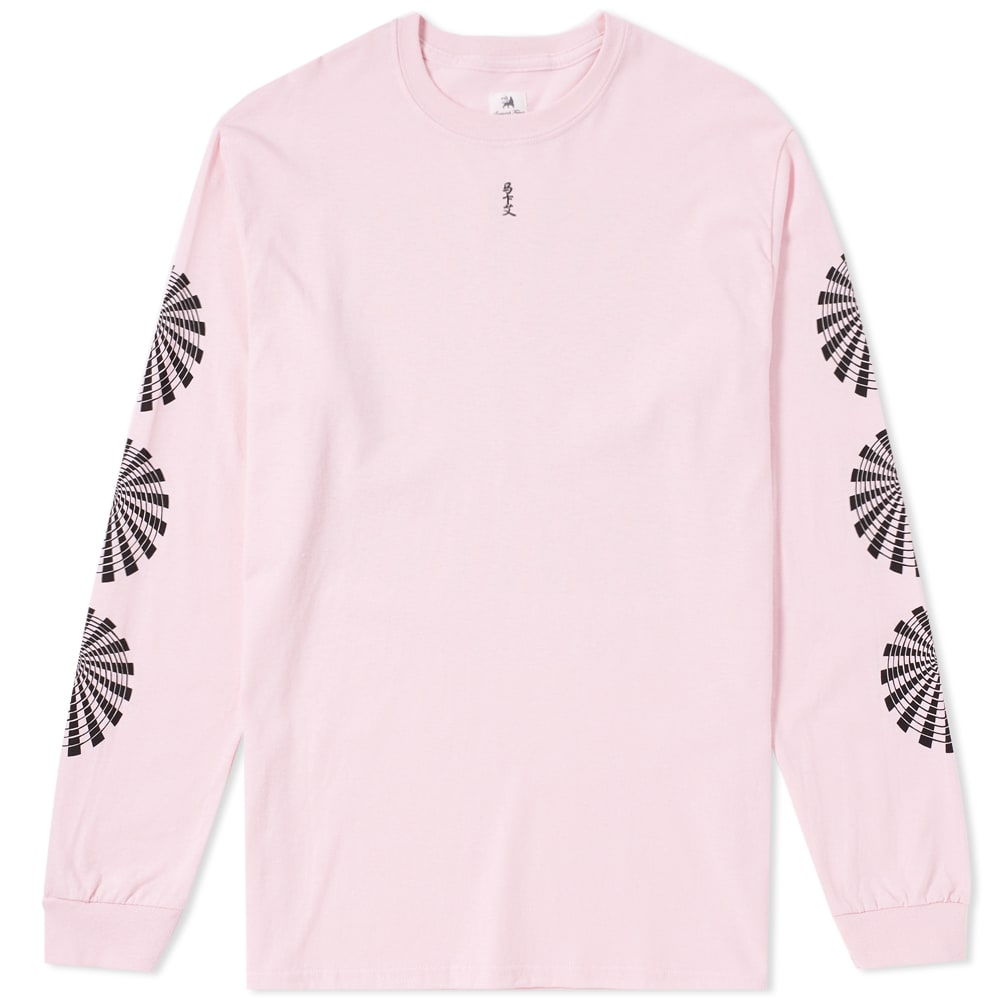 SASQUATCHFABRIX LONG SLEEVE SAFETY FIRST TEE