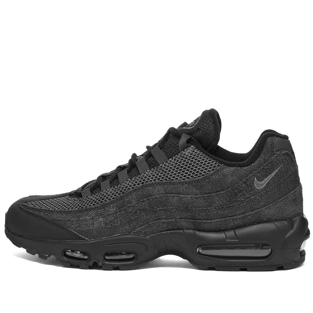 Nike Air Max 95 OG Earthscape Black, Grey & Smoke Grey | END.